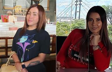 [Video] Quedó registrada una 'mechoneada' entre Yina Calderón y Manuela Gómez en un bar en Medellín