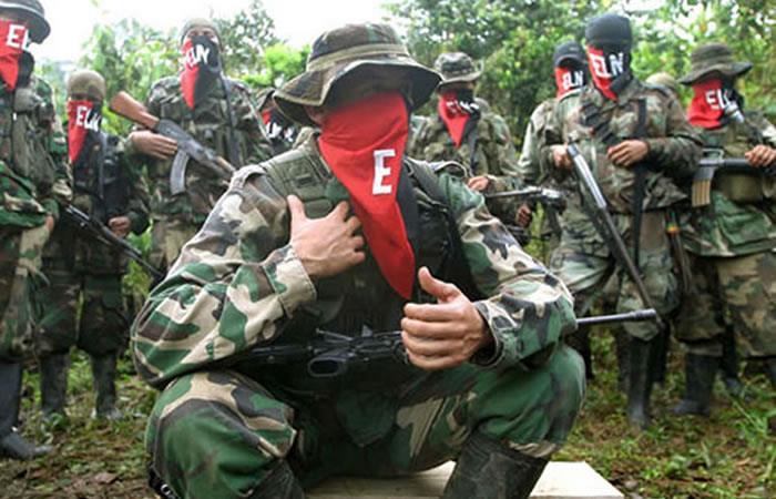 ELN paro armado Colombia