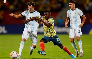 Colombia le 'prende velas' a Argentina en la última jornada del Preolímpico