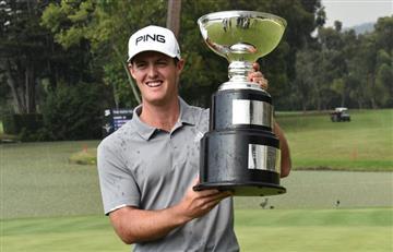 Guillermo Pereira se quedó con el título del Country Club Bogotá. Villegas terminó en el 4to. puesto