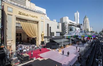 Todo listo en Los Ángeles para la 92° edición de los Óscar