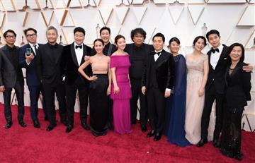 'Parasite' se lleva el Óscar a mejor cinta internacional