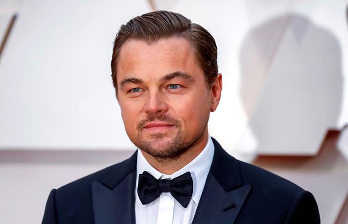 Leonardo DiCaprio visitará Colombia