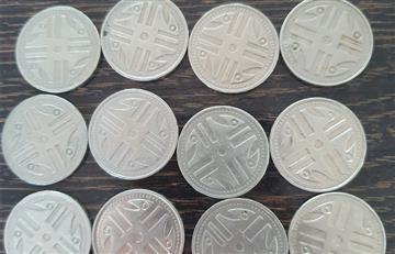 Estas monedas de 200 pesos antiguas podrían costar más de 20 mil pesos