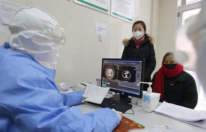 Covid 19 nombre coronavirus OMS China