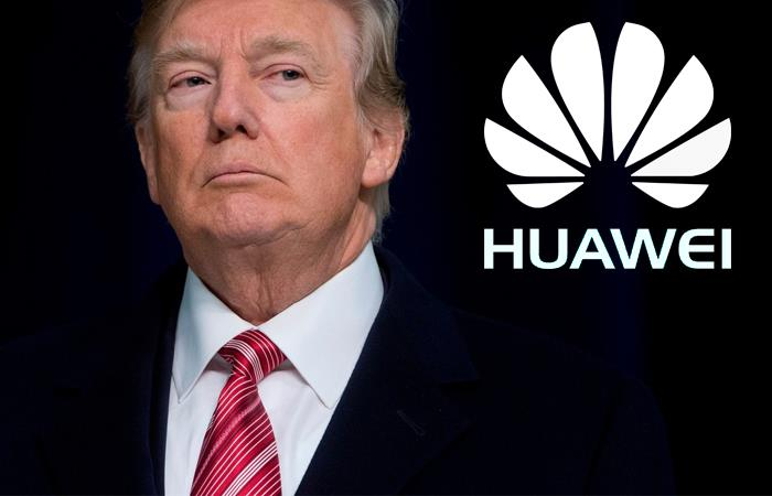 Estados Unidos Donald Trump espionaje Huawei China
