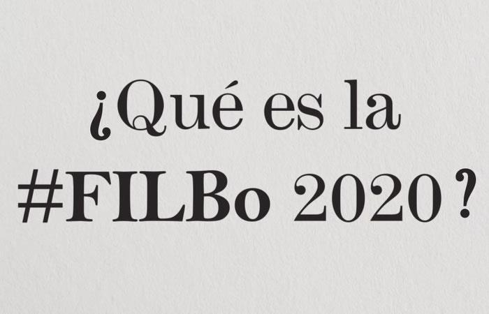 Fecha FILBo 2020