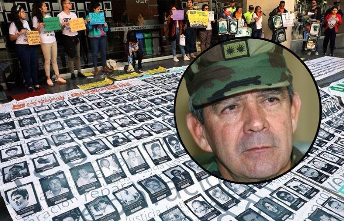 General Mario Montoya Falsos Positivos JEP