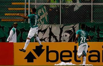 [VIDEO] Sufrido triunfo de Deportivo Cali en la Sudamericana