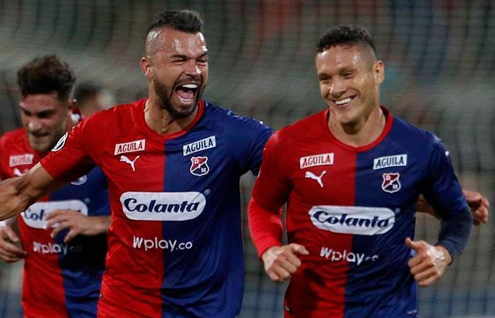 Pese a la derrota, Medellín se clasificó a la 3era fase de la Libertadores. Foto: EFE