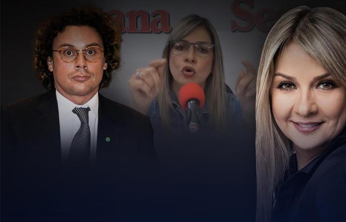 Vicky Dávila pide disculpa audiencia pelea Hassan Nassar