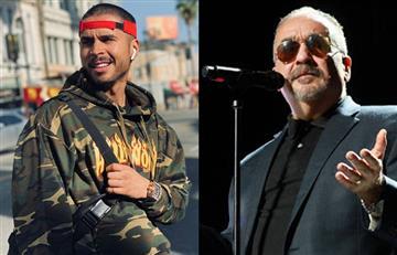 """Reykon presentará el remix de su canción """"Perriando"""" junto a Willie Colón en los Premios Lo Nuestro"""