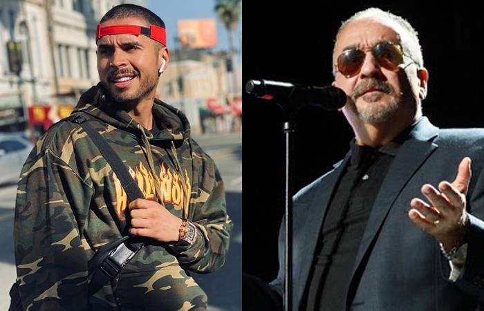 Willie Colón y Reykon presentarán Remix en Premios Lo Nuestro