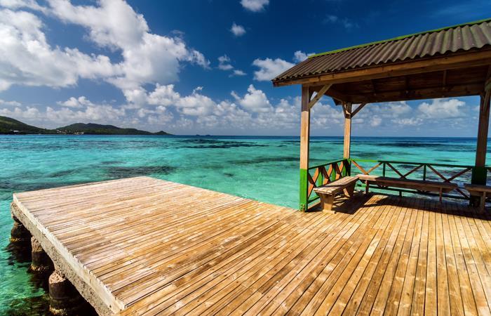 Curaçao es el destino para los entusados. Foto: Shutterstock