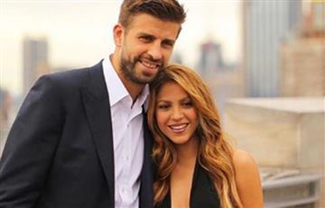 [FOTO] Con romántico beso, Shakira y Piqué desmienten rumores sobre su divorcio
