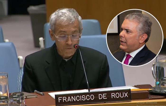 La Comisión de la Verdad espera un respaldo de Iván Duque. Foto: Twitter