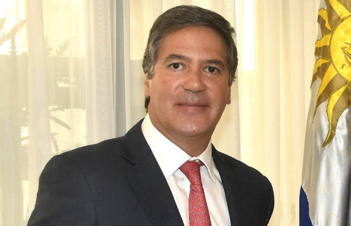 Laboratorio cocaína Fernando Sanclemente embajador Colombia Uruguay