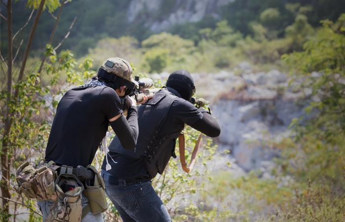 Menores reclutados guerrillas FARC ELN