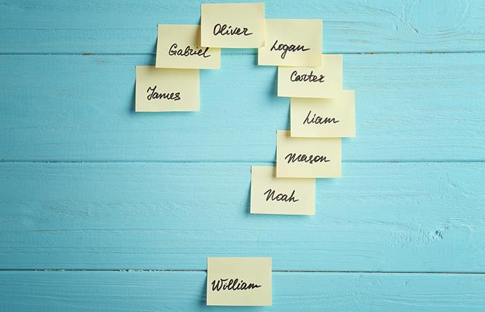 ¿Cómo escoger nombre de bebé?. Foto: Shutterstock