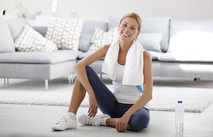 Rutinas ejercicio fáciles