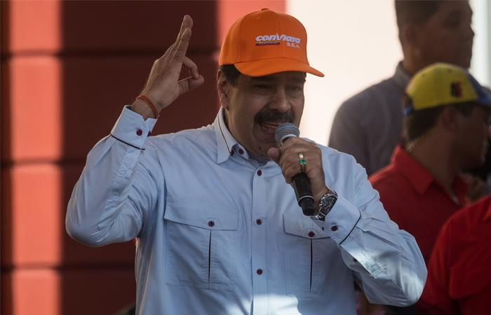 Venezuela denuncia Estados Unidos Corte Penal Internacional