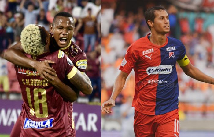 Copa Libertadores Fase Previa Calendario horarios Independiente Medellín Deportes Tolima