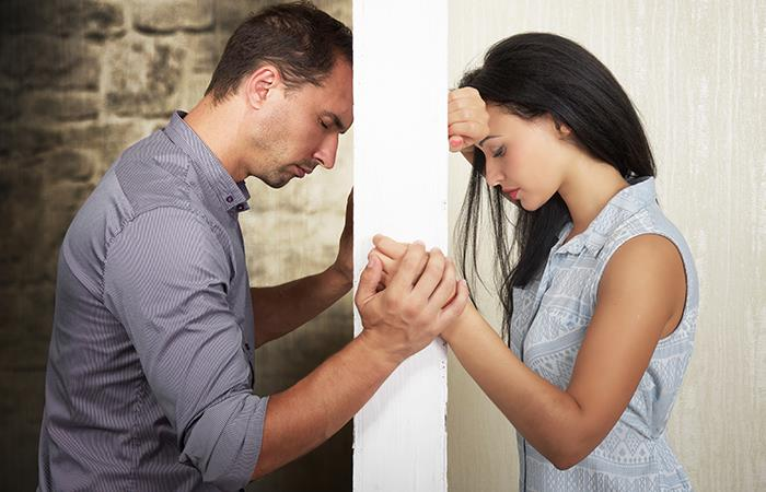 Oración para recuperar a tu ex. Foto: Shutterstock