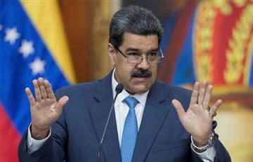 """""""Estamos preparados"""": Las duras amenazas de Maduro contra Guaidó, Colombia y Brasil"""