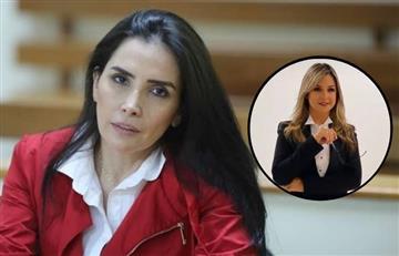 """""""Su relato es tenaz"""": Vicky Dávila tras entrevista con Aída Merlano en Venezuela"""