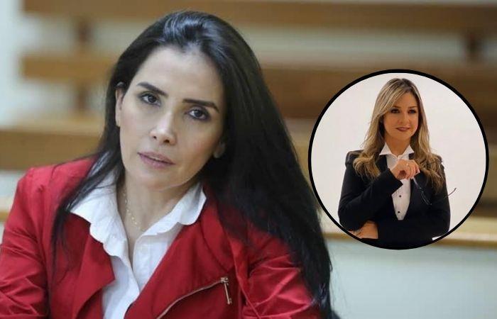 Reunión Vicky Dávila Aída Merlano