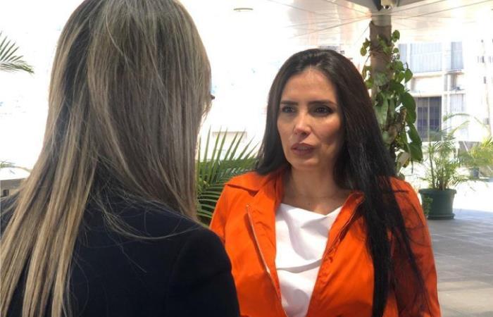 Cancillería solicita a embajada de Guaidó la extradición de Aída Merlano