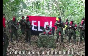 Paro armado del ELN mantiene en incertidumbre al país