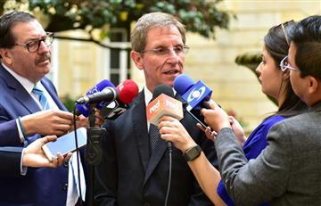 Farc exige al gobierno ampliar el tiempo para reparar a las víctimas del conflicto