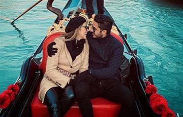 El romántico regalo que Daniela Ospina recibió de su novio en San Valentín