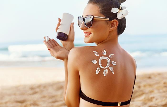 Importancia protectores solares cuidado piel