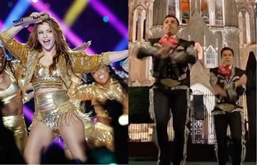 """""""Pensaba que lo había visto todo"""": Shakira tras ver bailar a un grupo de mariachis champeta"""