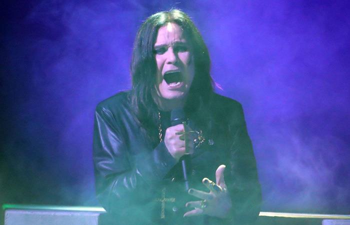 Ozzy Osbourne canceló una gira musical por su estado de salud