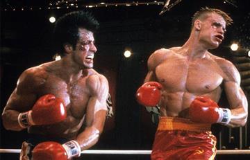 Rocky Balboa y su 'knock out' a un restaurante colombiano que quería tener su nombre