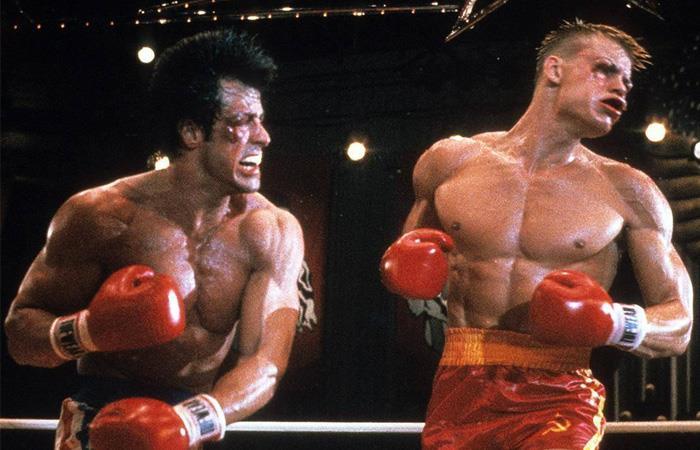 """""""Rocky Balboa"""" incluso ha ganado el Premio Óscar a mejor película. Foto: Twitter"""