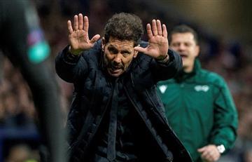 'El Cholo' le ganó el primer duelo a Klopp en Champions League