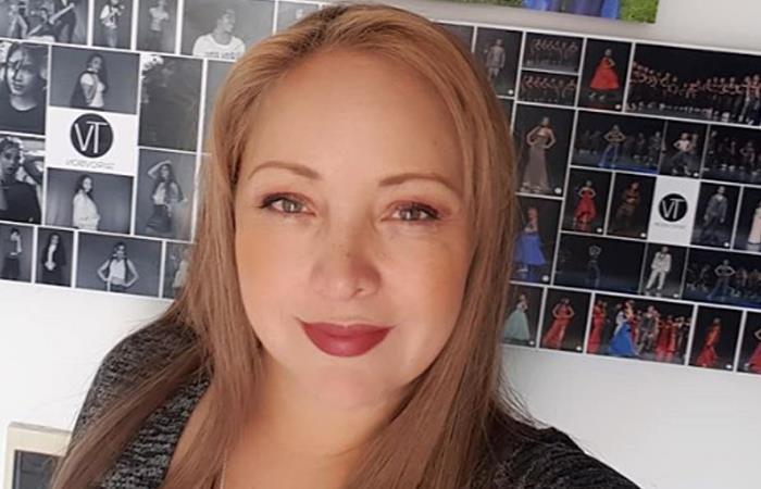 Ana Victoria Beltrán cumplió 40 años en enero. Foto: Instagram