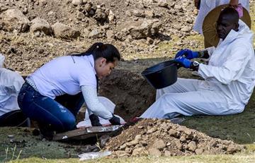 Cuerpo de un niño fue hallado entre las víctimas de falsos positivos en Dabeiba