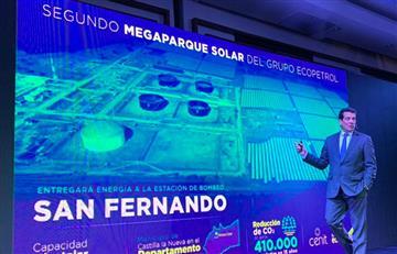 Ecopetrol construirá una estación solar en el Meta