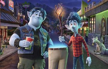 """""""Onward"""", la nueva apuesta de Pixar que mezcla magia y modernidad"""