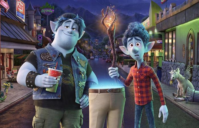 Estreno Onward Tom Holland Chris Pratt Pixar
