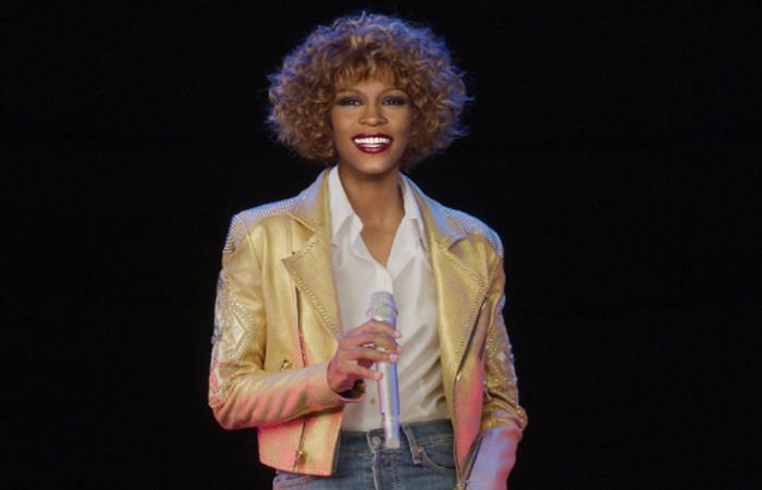 Gira de conciertos holograma de Whitney Houston