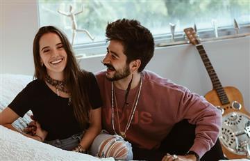 Ni un mes de casados y Camilo Echeverry comete su primer 'error' al referirse a Evaluna