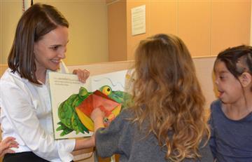 Natalie Portman debutará como escritora de cuentos infantiles