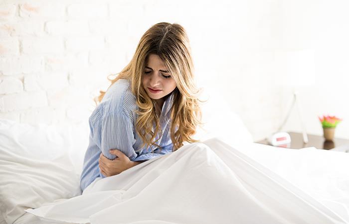 Alimentos para aliviar los cólicos menstruales. Foto: Shutterstock
