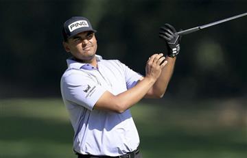 Buen debut de Juan Sebastián Muñoz en el Mundial de Golf